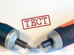 Тест Bosch Go Black Decker BD40 аккумуляторные отвертки шуруповерт