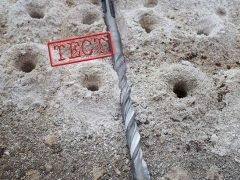Тест Кратон S4 W speed бур бетон Kraton перфоратор SDS Plus