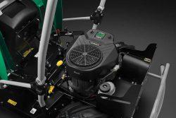 Caiman Сroso 2WD райдер двигатель Green Engine Юнисоо Unisaw кошение бурьян бурьянокосилка Group