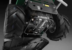 Caiman Сroso 2WD райдер трансмиссия гидростатическая Юнисоо Unisaw кошение бурьян бурьянокосилка Group