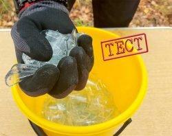 Тест Milwaukee Gloves Cut Level 1 3 5 Перчатки рабочие защита порез