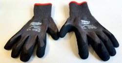 Тест Milwaukee Gloves Cut Level 5 Перчатки рабочие защита порез