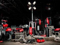 Milwaukee MX Fuel аккумуляторная система тяжелые средства малой механизации