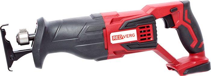 RedVerg RD SS18V ТМК аккумуляторная сабельная пила инструмент