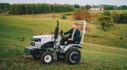 Трактор Скаут Т 15 Scout Generation II мини сельскохозяйственный