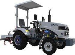 Трактор Скаут Т 18 Scout Generation II мини сельскохозяйственный