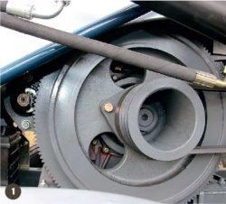 Мини трактор Скаут Т 25 Generation II Scout маховик