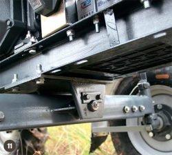 Мини трактор Скаут Т 25 Generation II Scout передняя балка