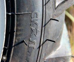 Мини трактор Скаут Т 25 Generation II Scout пневматические колеса