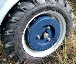 Мини трактор Скаут Т 25 Generation II Scout задний балласт