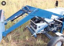 Мини трактор Скаут Т 25 Generation II фронтальный погрузчик Scout FEL 200