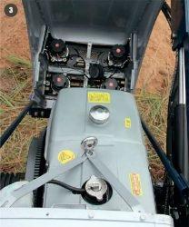 Мини трактор Скаут Т 25 Generation II Scout рым болт двигатель