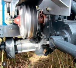 Мини трактор Скаут Т 25 Generation II Scout сцепление