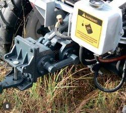 Мини трактор Скаут Т 25 Generation II Scout палец дополнительное оборудование