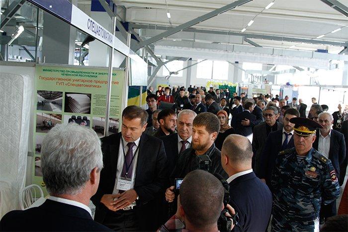 Выставка ЧеченСтройЭкспо 2020 строительная Грозный 15 16 апреля Чеченская Республика