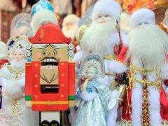 Выставка ярмарка Новогодний подарок Ленэкспо Экспофорум 5 8 12 15 декабря