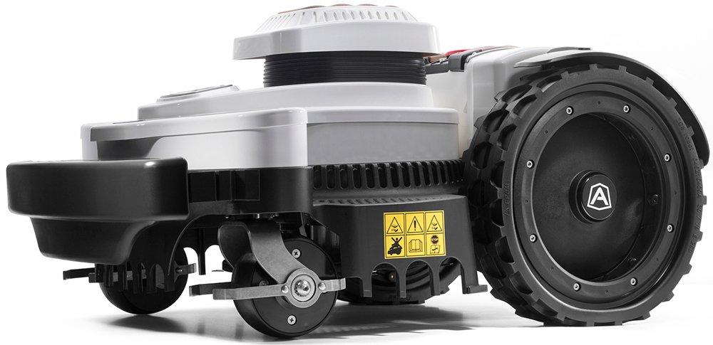 Робот газонокосилка Caiman Ambrogio 4.0 Elite Medium Premium Юнисоо Unisaw Group