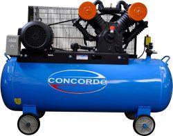 Concorde CD AC1000 300 3 компрессор ТМК ременный привод поршневой масляный