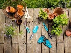 Гардена Gardena Домашнее садоводство комплект садовый инструмент балкон