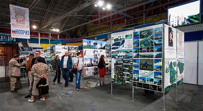 Выставка Архитектура стройиндустрия ДВ регион 2020 Город Экология Хабаровск 21 23 мая