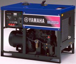Yamaha Ямаха EDL 13000 TE дизельная мини электростанция генератор Астари