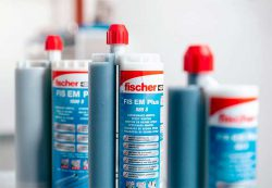 Fischer FIS EM Plus Фишер химический анкер новый крепеж