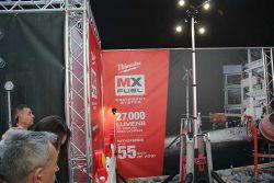 Milwaukee MX Fuel аккумуляторная мачта освещения прожектор Милуоки конференция 2020 Монте Карло Монако Monte Carlo Monaco
