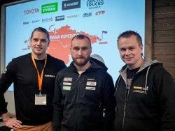 Евразия: от края до края автомобильная экспедиция