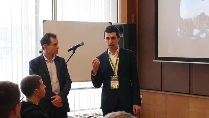 Результаты тест опрыскиватель Caiman Unisaw питомник конференция 2020 Ассоциация производитель посадочный материал АППМ