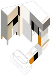 Идеальный дом Perfect Home Multi выставка MosBuild 2020 ванная Toteme архитектор Анна Александр Краузе