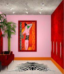 Идеальный дом Perfect Home Multi выставка MosBuild 2020 гардеробная дизайнер Анна Муравина