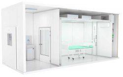 модульные отделения интенсивной терапии