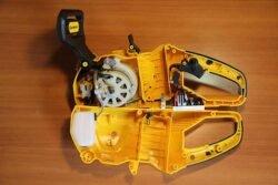 аккумуляторная цепная пила CSB 400