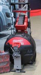 Конференция Milwaukee 2020 LSDP MX Fuel аккумуляторная прочистная машина барабанная новая новинка Монте Карло Монако