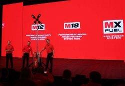 Конференция Milwaukee 2020 Монте Карло Монако MXFTL 601 MX Fuel аккумуляторная мачта освещения