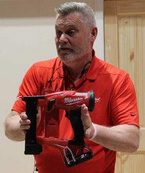 Конференция Milwaukee 2020 M18 Fuel FFN аккумуляторный степлер новый новинка Монте Карло Монако