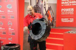Конференция Milwaukee 2020 M18 Fuel FSSM прочистная машина аккумуляторная секционная барабан тросик новая новинка Монте Карло Монако