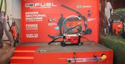Конференция Milwaukee 2020 M18 Fuel FSSM прочистная машина аккумуляторная секционная новая новинка Монте Карло Монако