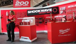 Конференция Milwaukee 2020 Shockwave оснастка импульсный инструмент Монте Карло Монако