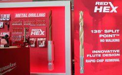 Конференция Milwaukee 2020 Shockwave Red Hex сверла металл импульсный инструмент Монте Карло Монако