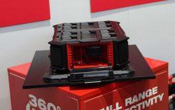Конференция Milwaukee 2020 аккумуляторное радио Packout DAD зарядное устройство M18PRCDAB новое новинка Монте Карло Монако