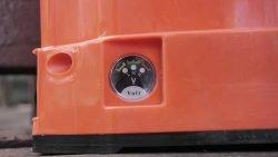 аккумуляторный опрыскиватель ранцевый индикатор оставшегося заряда