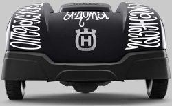 Анастасия Горбунова Кастомизированный Husqvarna Automower 105 2020 Хускварна Волоколамск победитель конкурс