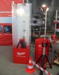 Конференция Milwaukee 2020 M18 HSAL аккумуляторная мачта освещения TrueView Монте Карло Монако
