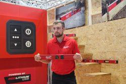 Конференция Milwaukee 2020 электронные строительные уровни RedStick новые новинки Монте Карло Монако