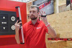 Конференция Milwaukee 2020 электронный строительный уровень RedStick переходник USB microUSB новый новинка Монте Карло Монако