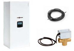 пакет с электрическим котлом Vitotron 100