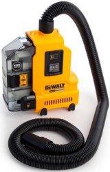 DeWALT DWH161N XJ аккумуляторный ранцевый пылесос для сухой уборки