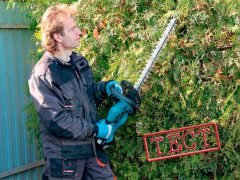 Makita Макита DUH523 DUH602 аккумуляторные кусторезы ножницы куст тест режущая садовая техника