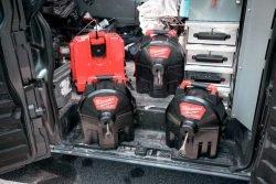 Milwaukee Милуоки M18 FFSDC10 FFSDC13 FFSDC16 аккумуляторные прочистные машины 18 В подсоединение второго барабана